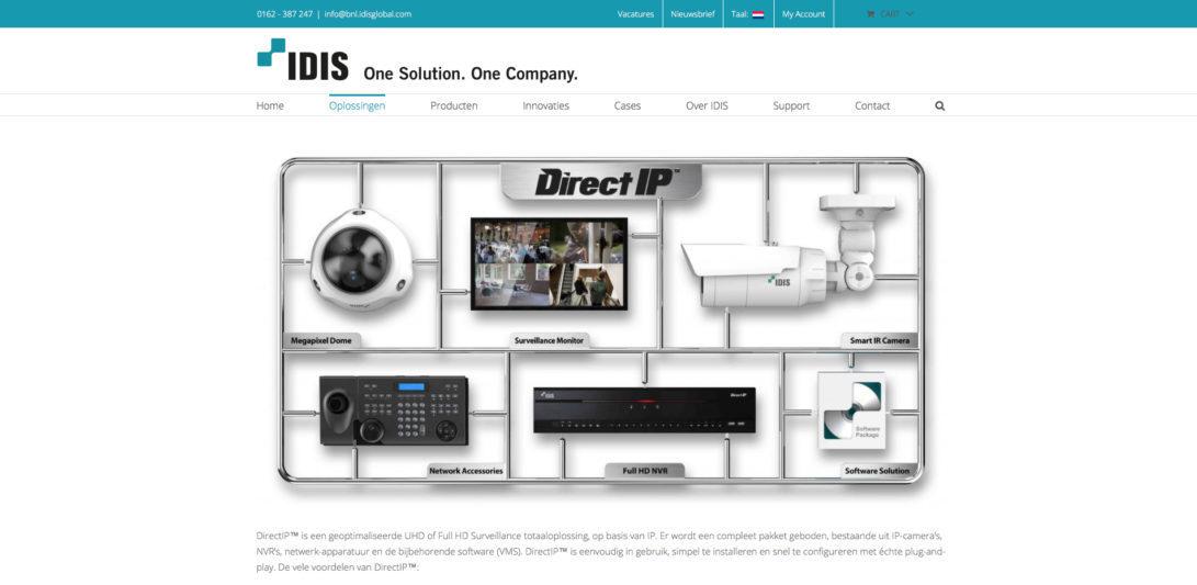 Site IDIS