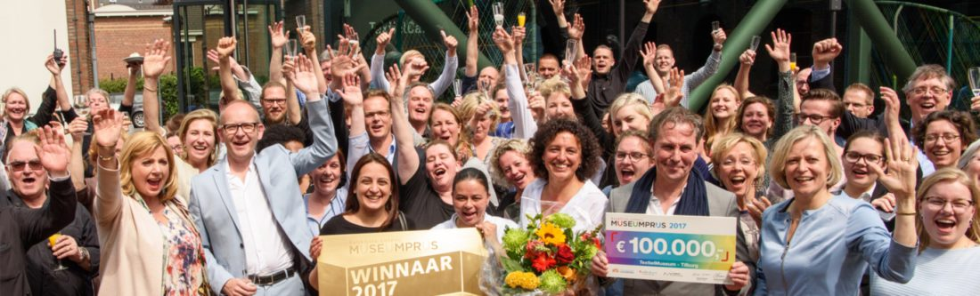 Textielmuseum wint Museumprijs 2017