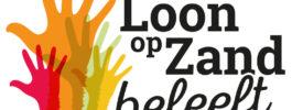Logo en uitnodiging Gemeente Loon op Zand beleeft!