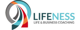 Nieuw logo Lifeness, Life- en Businesscoaching