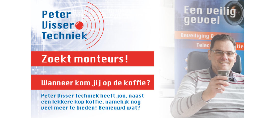 vacature campagne monteurs