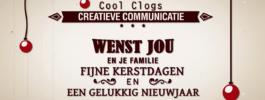 Cool Clogs Coole kerstwens voor u!