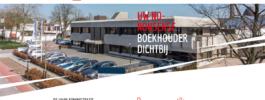 Nieuwe website De Vaan Administratie