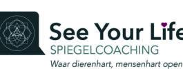 Logo, huisstijl en website voor See Your Life Spiegelcoaching