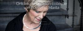 Nieuwe site Edelsmid Marita van Oorschot